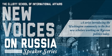 (WEBINAR) New Voices on Russia with Dr. Aleksandar Matovski tickets