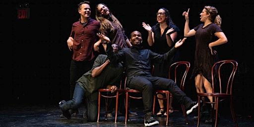 North Coast: Hip Hop Improv Comedy at Newark Improv Festival 2020