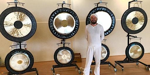 Formación Profesional de Gong y Vibración Sonora 2020, con Ramji Singh
