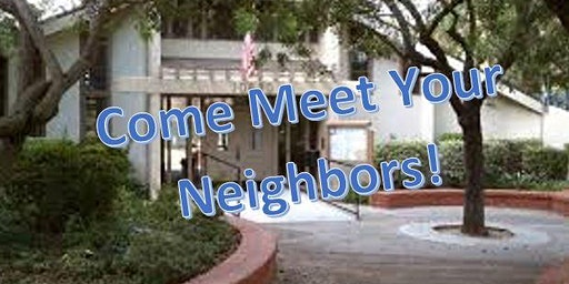 Villa Portofino Community Event – Come Meet Your Neighbors!