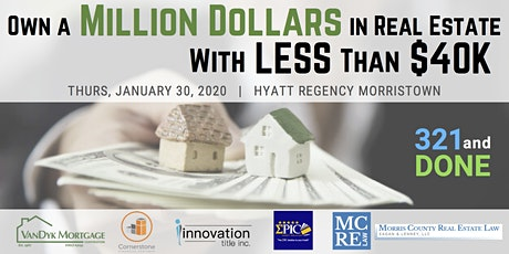 Velocity of Money Workshop: Real Estate Investment + Networking tickets