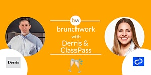 Branding brunchwork w/ ClassPass & Derris