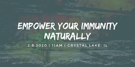 Empower Your Immunity Naturally!