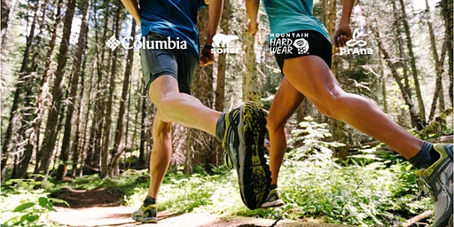 GET FIT & GET OUTSIDE - SHOPPING EVENT - COLUMBIA EMPLOYEE STORE