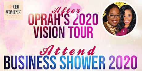 Business Shower 2020 tickets