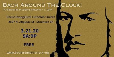 Bach Around the Clock 2020!