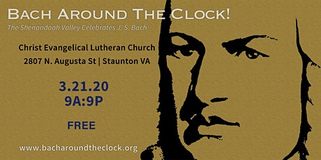 Bach Around the Clock 2020!  tickets