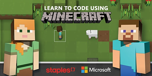 Minecraft - Hour of Code