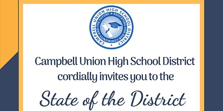 CUHSD 2020 State of the District tickets