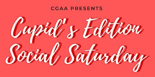 Cupid's Edition Social Saturday