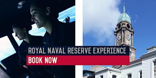 Royal Naval Reserve Experience – HMS Hibernia, Lisburn – 20/02/2020