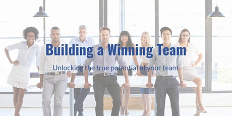 Building High Performance Teams tickets
