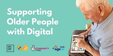 Supporting Older People with Digital tickets