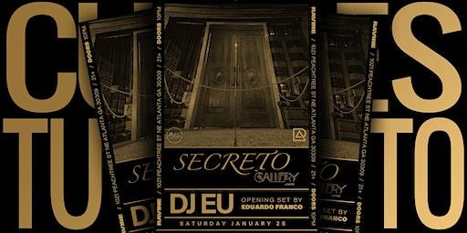 Secreto 008 Feat. DJ EU + Special Guest
