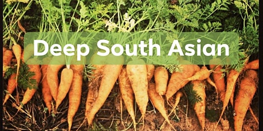 BHB Monthly Supper Club - 'Deep South Asian'