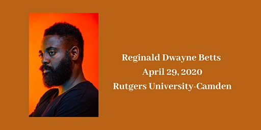 Writers in Camden: Reginald Dwayne Betts
