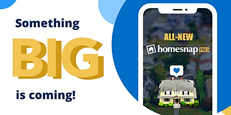 ACTRIS MLS - Grow Your Real Estate Business at NO COST With Homesnap! tickets
