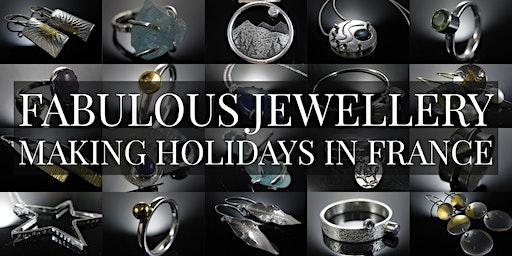 La Vidalerie Silver Jewellery Workshop 3 Days / 4 Nights Inc Accommodation