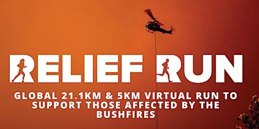 lululemon X Relief Run for Australian Red Cross
