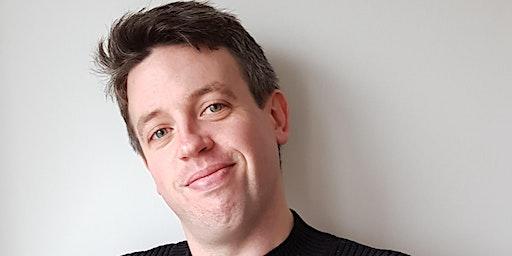 Crickets Comedy Club Thunder Bay presents Nick Martinello