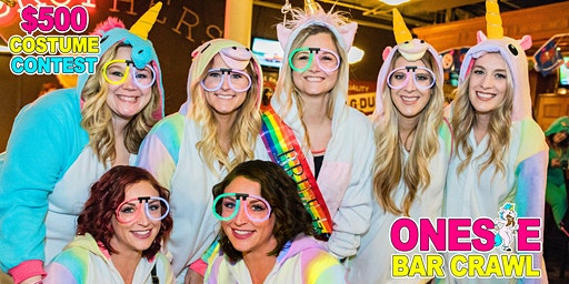 Onesie Bar Crawl - Colorado Springs