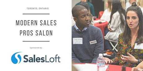 Modern Sales Pros - Toronto tickets