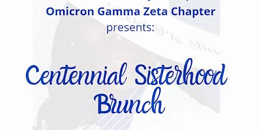 Centennial Sisterhood Brunch