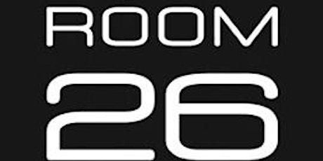 Room 26 Roma Venerdi 17 Gennaio 2020 biglietti