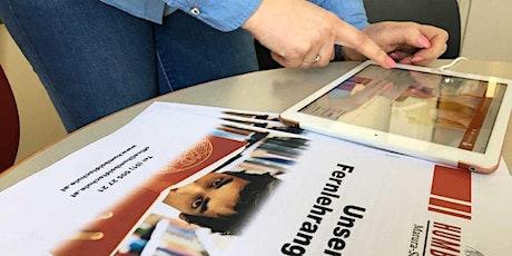 Infoveranstaltung für Matura, Berufsreifeprüfung und HAS-Abschluss Tickets