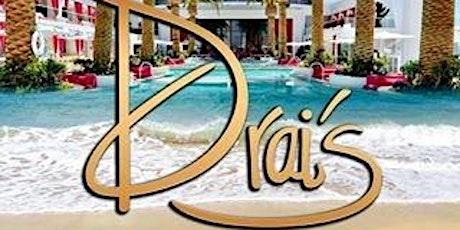 #1 LAS VEGAS POOL PARTY - DRAIS BEACH CLUB - GUEST LIST  tickets