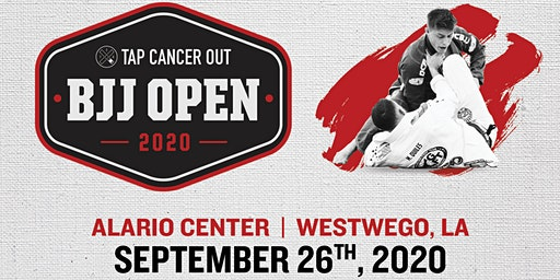 Tap Cancer Out 2020 New Orleans BJJ Open - Coach and Spectator Tickets