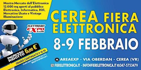 Fiera Elettronica Cerea (VR)  tickets