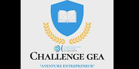 Challenge GEA billets
