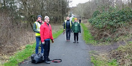 National Cycle Network Litterpick, Westburn, South Lanarkshire (route 75) tickets