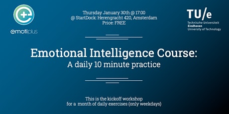 Emotional Intelligence Course: a daily 10 minute practice. tickets