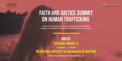 Faith & Justice Summit on Human Trafficking