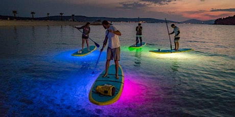 Radiant Rides 2020 - LED Standup Paddle-boarding Adventures tickets