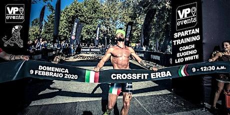 VPevents Spartan Training coach Eugenio Leo White biglietti