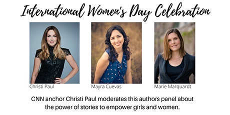 International Women's Day Author Event  tickets