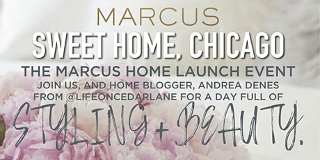 MARCUS Home Launch + Meet & Greet with @LifeonCedarLane tickets