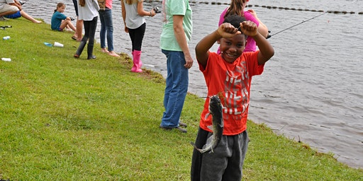 Lake Rabon Fishing Rodeo- Laurens County