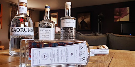 GIN TASTING EXPERIENCE - Southern Belle, Hove, Brighton tickets