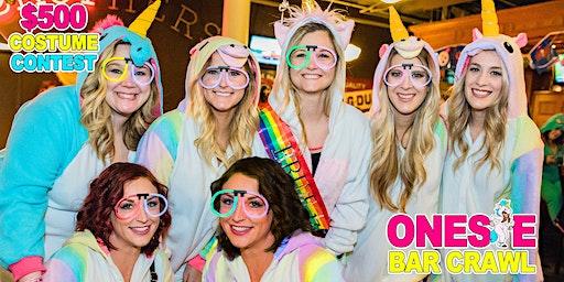 Onesie Bar Crawl - Tulsa