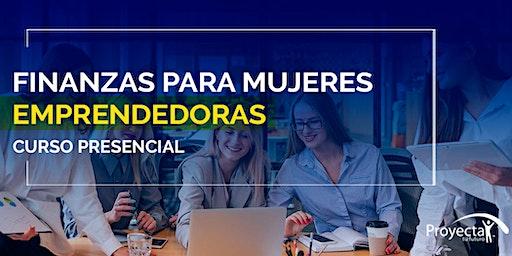 Finanzas para Mujeres Emprendedoras