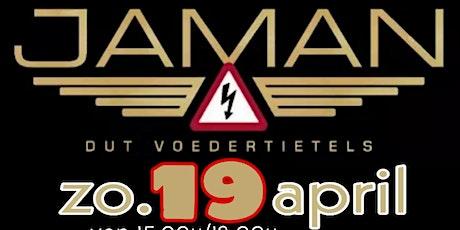 Jaman Dut Voedertrietels tickets