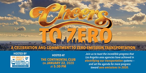 Cheers to Zero: A Celebration & Commitment to Zero-Emission Transportation