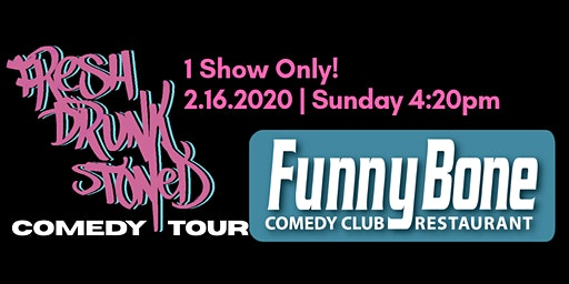 FREE TICKETS | OMAHA FUNNY BONE 2/16 | Stand Up Comedy Show