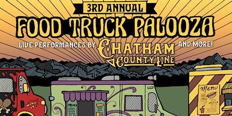 Bold Rock's 3rd Annual Food Truck Palooza tickets