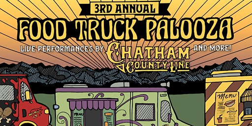 Bold Rock's 3rd Annual Food Truck Palooza