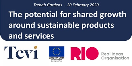 The potential for Shared Growth around sustainable products and services tickets